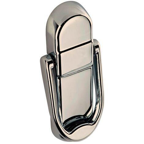 "main image of ""AFFINITY SLIMLINE DOOR KNOCKER - 6 COLOURS"""