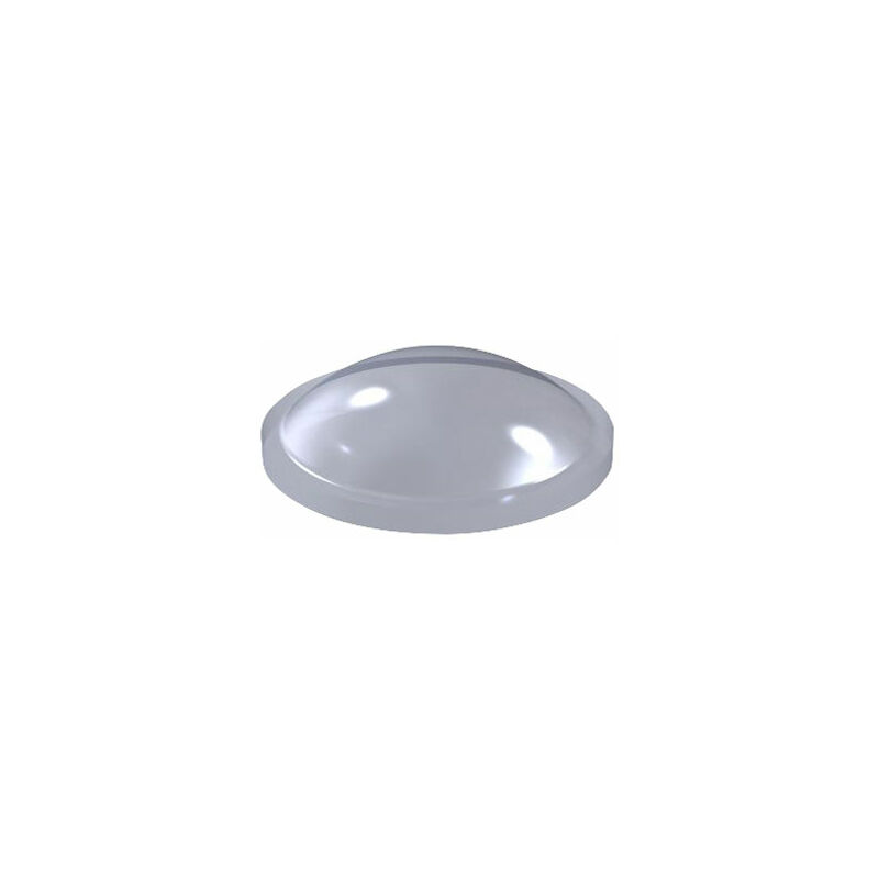 Image of 2008 PU Round Protective Feet Ø8.0mm x 2.2mm - Clear - Sheet 196 - Affix