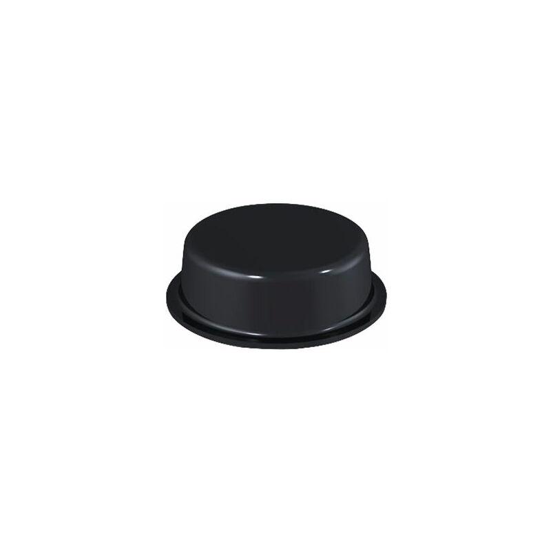 Image of 2020 PU Round Protective Feet Ø20.0mm x 6.0mm - Black - Sheet 84 - Affix