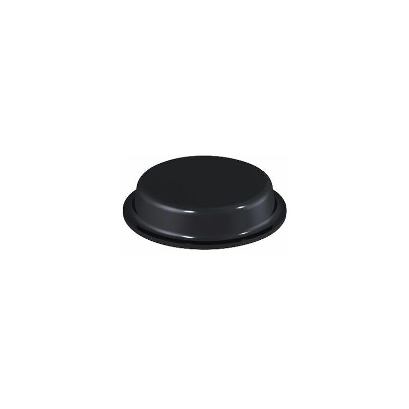 Image of 2024 PU Round Protective Feet Ø19.0mm x 4.0mm - Black - Sheet 84 - Affix