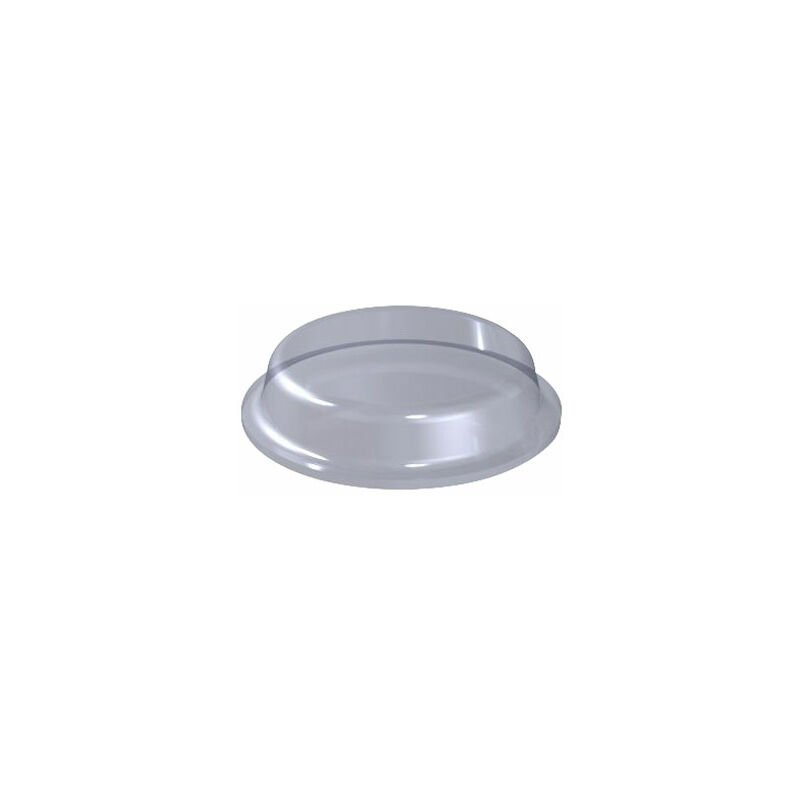Image of 2024 PU Round Protective Feet Ø19.0mm x 4.0mm - Clear - Sheet 84 - Affix