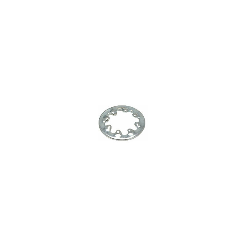 Image of Affix Steel Shakeproof Washers BZP M3 - Pack Of 1000