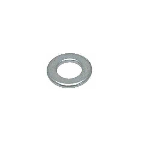 Affix Steel Washers BZP M3 - Pack Of 100