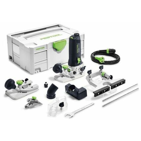Affleureuse modulaire FESTOOL MFK 700 EQ-Set - 720W Pour fraise max. de Ø32 mm - 574364