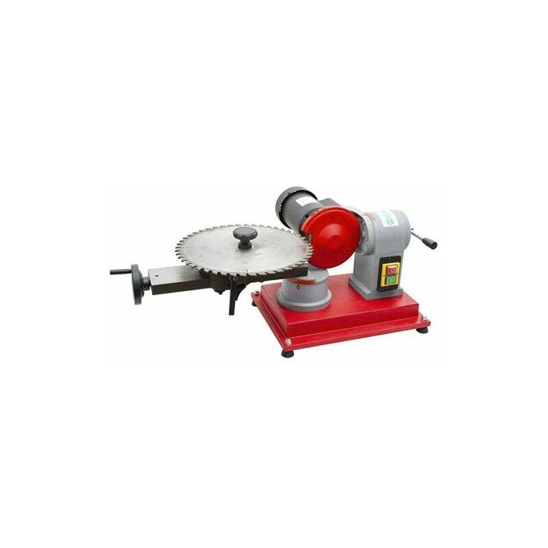 Affûteuse 250 W pour lame de scie circulaire Ø 80 jusqu'à 700 mm
