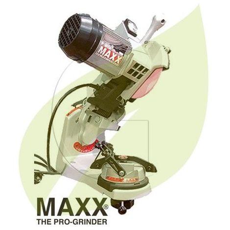 Affuteuse chaine tronconneuse professionnelle MAXX THE PRO-GRINDER