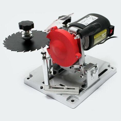 Affûteuse pour lame de scie circulaire bricolage atelier outils outillage 110W 230V
