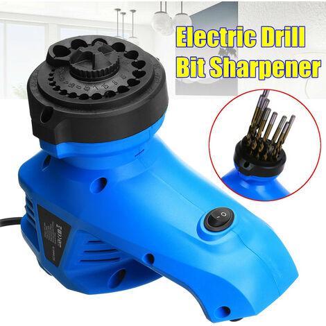 Afilador de brocas eléctrico 95W 3-12MM Afilador de brocas helicoidales