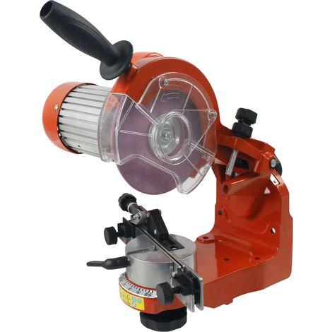 Afilador de Cadenas Motosierra Profesional 230W, con 2 discos - MADER®