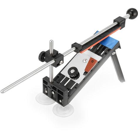 Afilador de cortador de acero, herramienta de afilado de cortadores de cocina