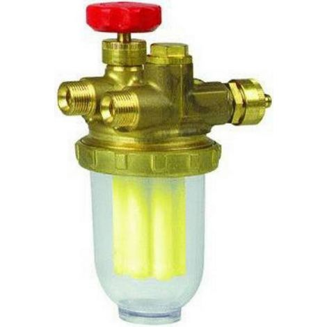 Afriso 2450111 Oil Filter AR 500 3/8 FF