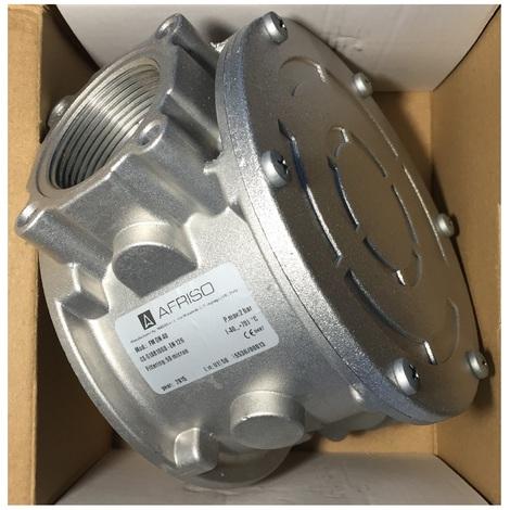 Afriso 2550005 Filtre à gaz DN40 1'1/2 - P.max 2 bar