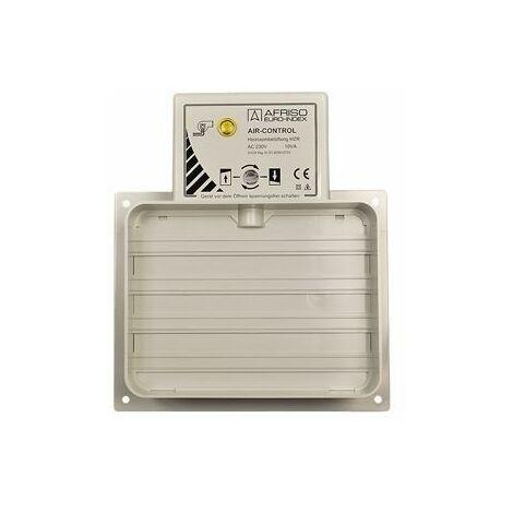Afriso Ventilation Air Control pour chaufferie