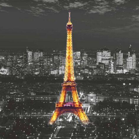 AG Design Mural fotográfico Eiffel In The Night
