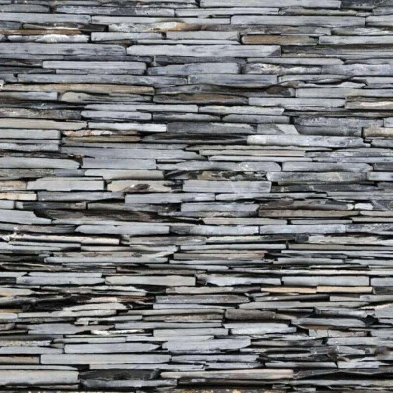 Image of Photo Mural Stones Artistic - Grey - Ag Design