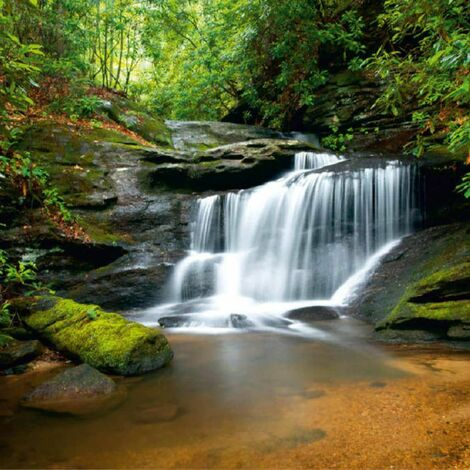AG Design Photo Wallpaper Waterfall FTS0478