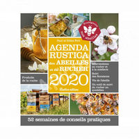 Calendrier Lunaire Septembre 2020 Rustica.Agenda Rustica Des Abeilles Et Du Rucher 2020
