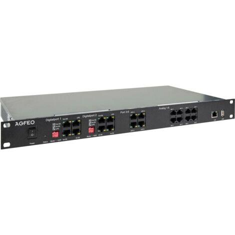 Agfeo IP-Telefonanlage ES 548 IT