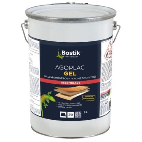 AGOPLAC LIQUIDE COLLE CONTAC 5L