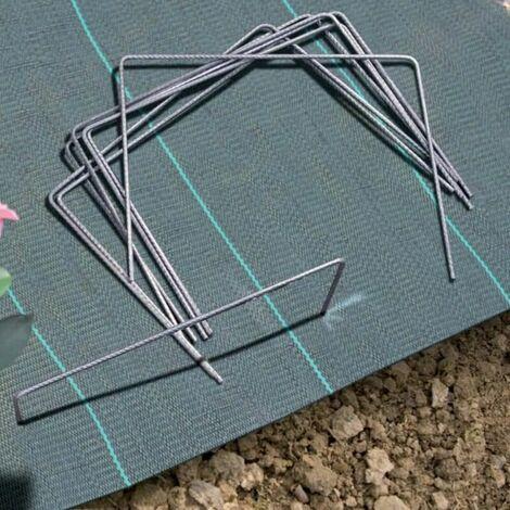 Agrafe métallique 20*20*20cm (unité) -