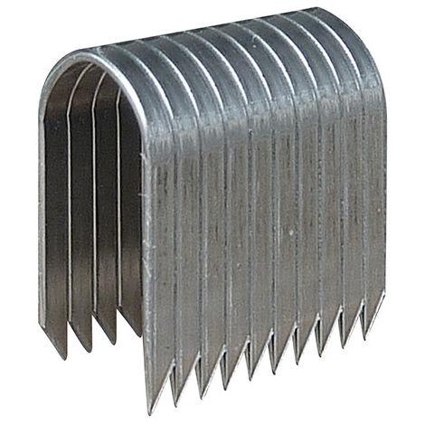 Agrafe T25 - 11 mm - Boîte de 1000 - Vinmer