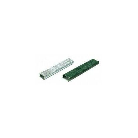 Agrafes grillage plast 16mm x250blister 250 pcs