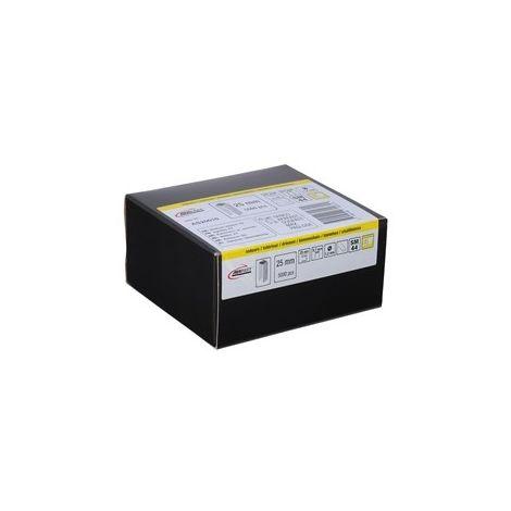 Agrafes L 25mm AERFAST - boîte 5000 - L13BAB