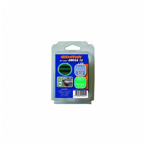 Agrafes pour grillage OMEGA EDMA - plusieurs produits disponibles