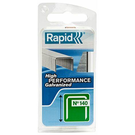 Agrafes Rapid - n°140 - 14 mm 650 pcs