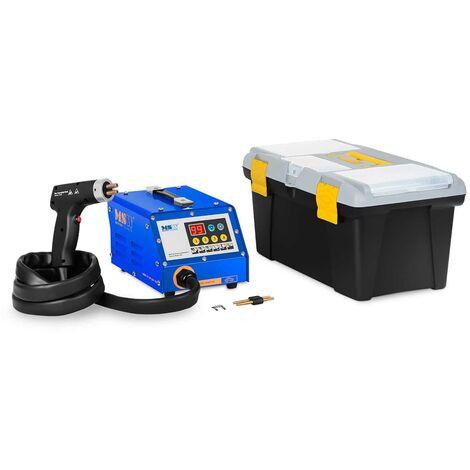 Agrafeuse A Chaud Kit Reparation Plastique Garage Automobile 100 W Accessoire