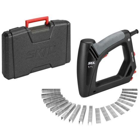Agrafeuse électrique SKIL 8200 AC F0158200AC pour type dagrafe Type 53 Longueur de lagrafe 8 - 16 mm + mallette 1 pc(s)