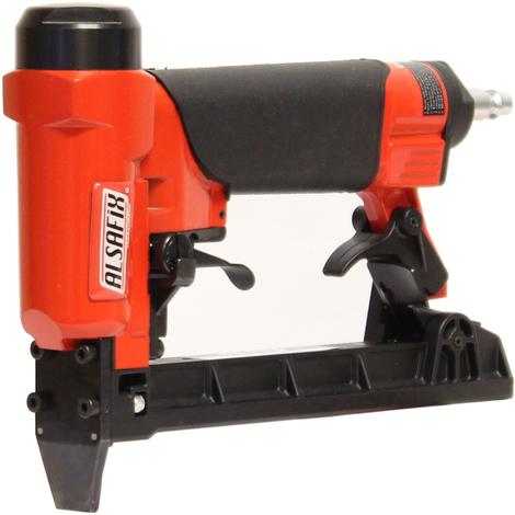 Agrafeuse pneumatique automatique 12/16 PA2 pour agrafes A de 4 à 16 mm - 101S8016A - Alsafix