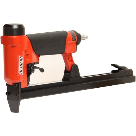 Agrafeuse pneumatique automatique 12/16 PAL 1 pour agrafes A de 4 à 16 mm - 101S8016AL - Alsafix