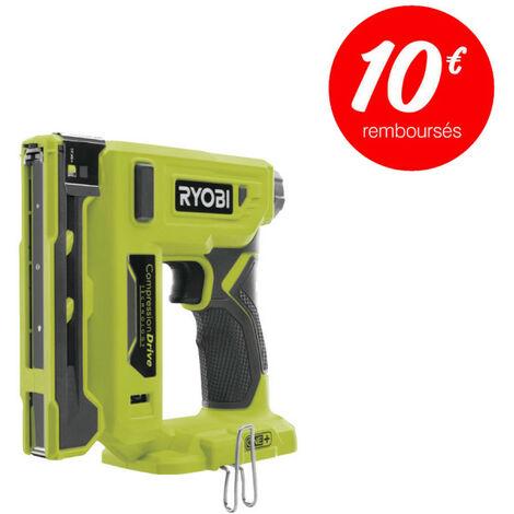 Agrafeuse RYOBI 18V OnePlus - sans batterie ni chargeur - R18ST50-0