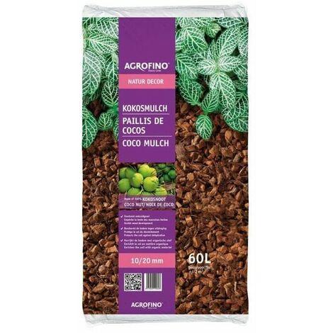 AGROFINO TAGCOCO60 Paillis de Coco - 10/20 60 L - Agr