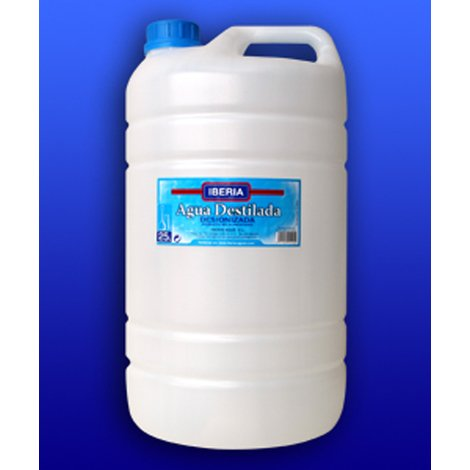 "main image of ""Agua desmineralizada - IBERIA - 25 L.."""