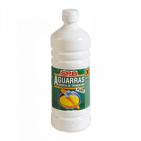 Aguarrás puro líquido incoloro SPB MPL