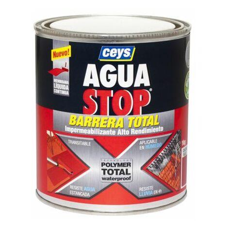 Aguastop Barrera Total 1kg.rojo 902830