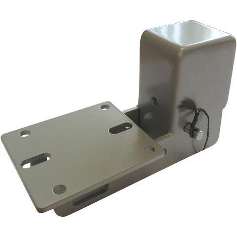 AHK Platte für elektr. Seilwinden NINJA