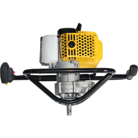 Ahoyador de gasolina EA5300 con barrenas