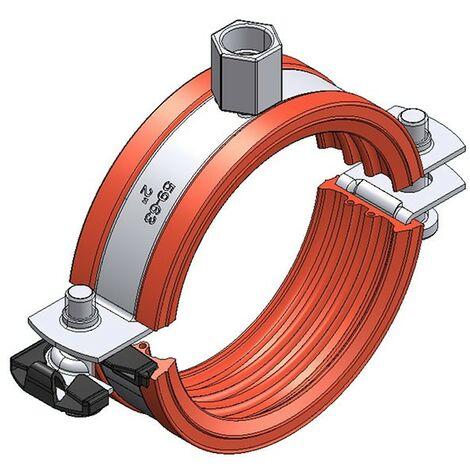 AHT Standard-Rohrschelle für Top Stahl-, Metall- und Abflussrohre