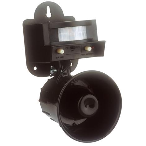 Ahuyentador de pájaros Electro DH. Con Detector de movimiento 60.299 8430552095308