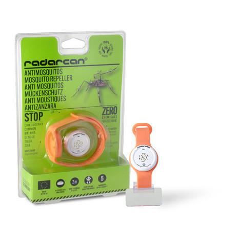 Ahuyentador Mosquitos Portatil - RADARCAN - R 100