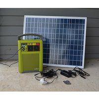 AIC International - Pack batterie autonome à recharge solaire 310 Wh + panneau solaire 50 W - Spark 26
