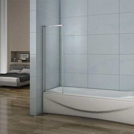 AICA 1/2/3/4/5 Panel Folding Shower Bath Screen