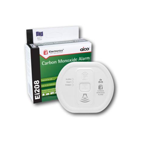 Aico Carbon Monoxide Alarm (Ei208)