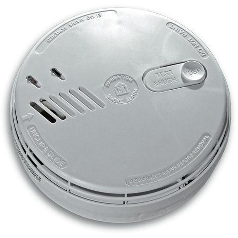 Aico Ei141 Ionisation Smoke Alarm - Mains powered