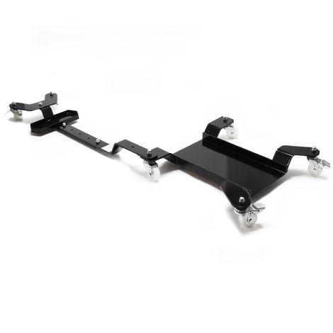 Aide au triage pour motos Béquille latérale Rail de triage Aide au stationnement jusqu'à 560 kg