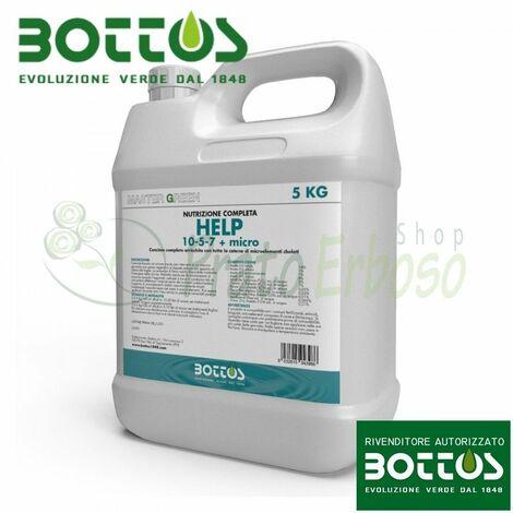 Aider 10-5-7 + micro - liquide Engrais pour la pelouse de 5 kg