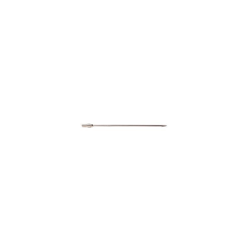 Aiguille d'aeration longue 16 cm